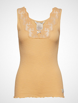 Odd Molly singlet, Rib-Eye Tank T-shirts & Tops Sleeveless Gul ODD MOLLY