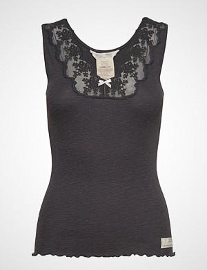 Odd Molly singlet, Rib-Eye Tank T-shirts & Tops Sleeveless Grå ODD MOLLY