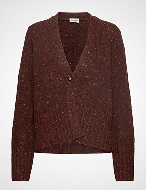 By Malene Birger kardigan, Evaleena Strikkegenser Cardigan Rød BY MALENE BIRGER