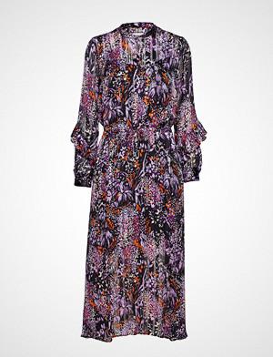 Zandra Dress Kort Kjole Gul INWEAR