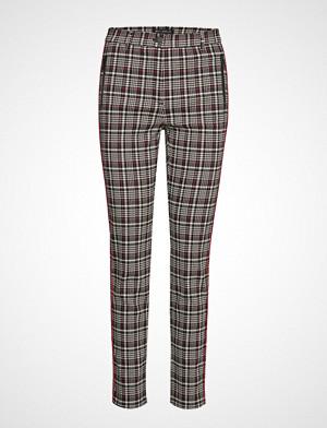 Betty Barclay bukse, Pants Classic 1/1 Length Bukser Med Rette Ben Multi/mønstret Betty Barclay