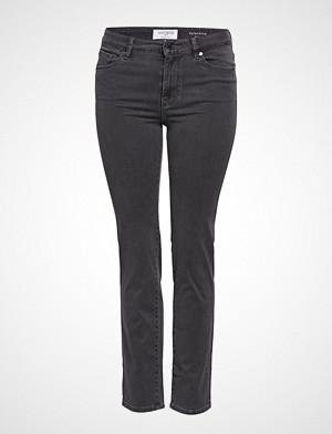 Violeta by Mango jeans, Slim-Fit Valentin Jeans Slim Jeans Svart VIOLETA BY MANGO