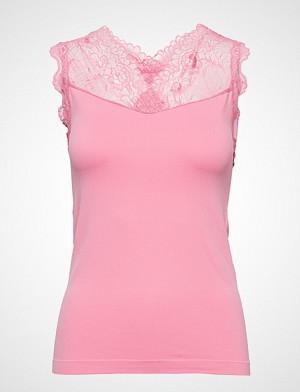 Minus singlet, Vanessa Top T-shirts & Tops Sleeveless Rosa MINUS