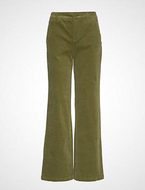 Pulz Jeans bukse, Pzkelly Pant Vide Bukser Grønn PULZ JEANS