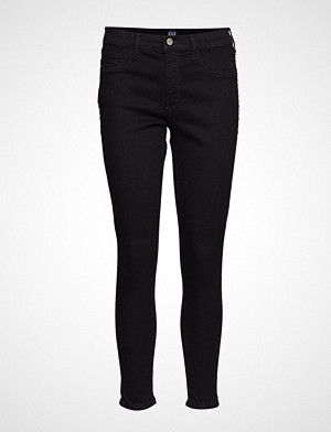 GAP jeans, Sh Fav Jegging Ankle Opp Black - Ph197 Skinny Jeans Svart GAP