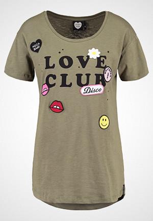 Catwalk Junkie T-skjorte, DISCO Tshirts med print oilgreen
