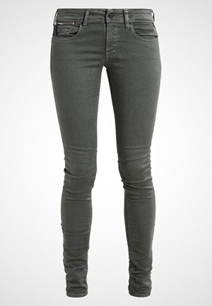 Replay jeans, LUZ COIN ZIP Jeans Skinny Fit khaki