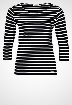 Armor-Lux T-skjorte, CAP COZ Topper langermet blanc/braise