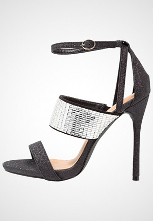 BEBO sandaler, BAHIJA Sandaler med høye hæler black