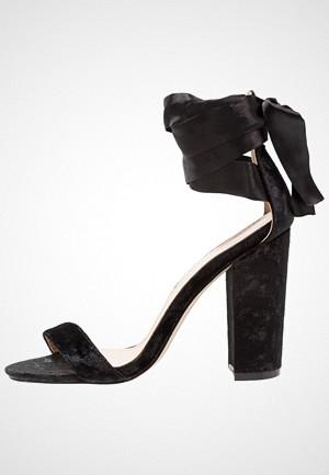 BEBO sandaler, BETTINA Sandaler med høye hæler black