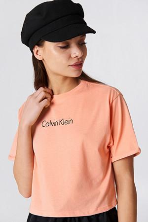 Calvin Klein Soft Tee - Cropped