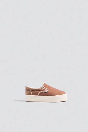 Superga sneakers, Velvetw 2314