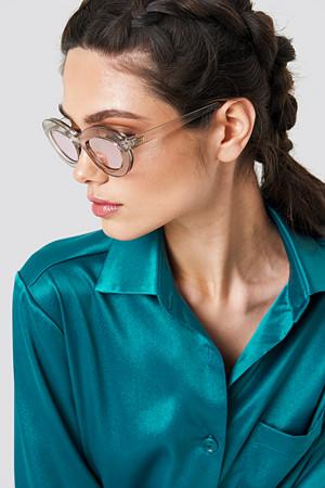 Le Specs solbriller, Fluxus rosa
