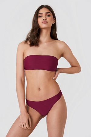 2c13501e NA-KD Swimwear bikini, High Cut Bikini Panty - Bikini