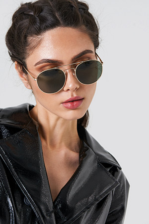 Le Specs solbriller, Revolution guld